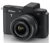 Цифровой фотоаппарат Nikon 1 V1 Kit + 10-30mm VR Black (VVA101K001)