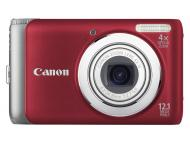 �������� ����������� Canon PowerShot A3100 IS Red (4257B002)
