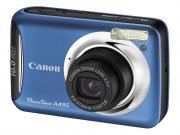 Цифровой фотоаппарат Canon PowerShot A495 Blue