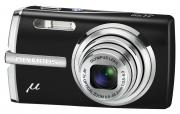 Цифровой фотоаппарат Olympus Mju 1010 Black