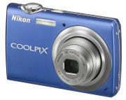 �������� ����������� Nikon COOLPIX S220 Blue