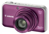 Цифровой фотоаппарат Canon PowerShot SX210 IS Purple (4247B002)