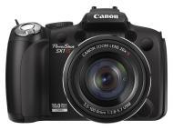 Цифровой фотоаппарат Canon Powershot SX1 IS Black