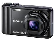 Цифровой фотоаппарат Sony Cyber-shot DSC-H55 Black (DSC-H55B)