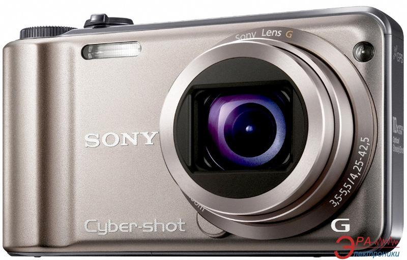 Цифровой фотоаппарат Sony Cyber-shot DSC-HX5V Gold (DSC-HX5VN)