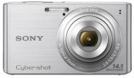 Цифровой фотоаппарат Sony Cyber-Shot DSC-W610 Silver (DSCW610S.CEE2)