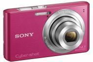 Цифровой фотоаппарат Sony Cyber-Shot DSC-W610 Pink (DSCW610P.CEE2)