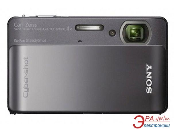 Цифровой фотоаппарат Sony Cyber-shot DSC-TX5 Black (DSCTX5B.CEE2)
