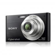 Цифровой фотоаппарат Sony Cyber-shot DSC-W320 Black (DSC-W320B)