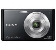 Цифровой фотоаппарат Sony Cyber-shot DSC-W330 Black (DSC-W330B)