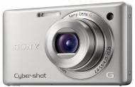 Цифровой фотоаппарат Sony Cyber-shot DSC-W380 Silver (DSC-W380S)