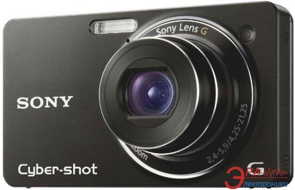 Цифровой фотоаппарат Sony Cyber-shot DSC-WX1 Black (DSC-WX1B)