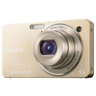 Цифровой фотоаппарат Sony Cyber-shot DSC-WX1 Gold (DSC-WX1N)