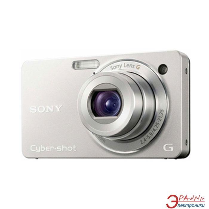 Цифровой фотоаппарат Sony Cyber-shot DSC-WX1 Silver (DSC-WX1S)