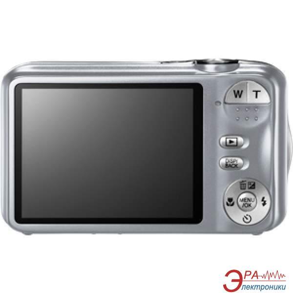 Цифровой фотоаппарат Fujifilm FinePix JV200 Silver (16113988)