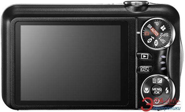 Цифровой фотоаппарат Fujifilm FinePix T200 Black (16130364)