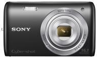 Цифровой фотоаппарат Sony Cyber-Shot DSC-W670 Black (DSCW670B.CEE2)