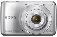 Цифровой фотоаппарат Sony Cyber-Shot DSC-S5000 Silver (DSCS5000S.CEE2)