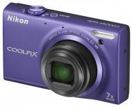 �������� ����������� Nikon COOLPIX S6150 Violet (VNA133E1)