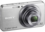 Цифровой фотоаппарат Sony Cyber-Shot DSC-W630 Silver (DSCW630S.CEE2)