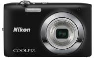 �������� ����������� Nikon COOLPIX S2600 Black