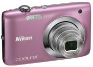 �������� ����������� Nikon COOLPIX S2600 Pink (VMA964E1)