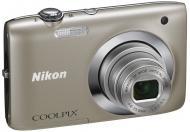 �������� ����������� Nikon COOLPIX S2600 Silver (VMA960E1)