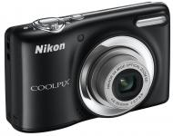 Цифровой фотоаппарат Nikon COOLPIX L25 Black (VMA991E1)