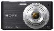 Цифровой фотоаппарат Sony Cyber-Shot DSC-W610 Black (DSCW610B.CEE2)