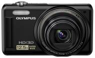 Цифровой фотоаппарат Olympus VR-330 Black