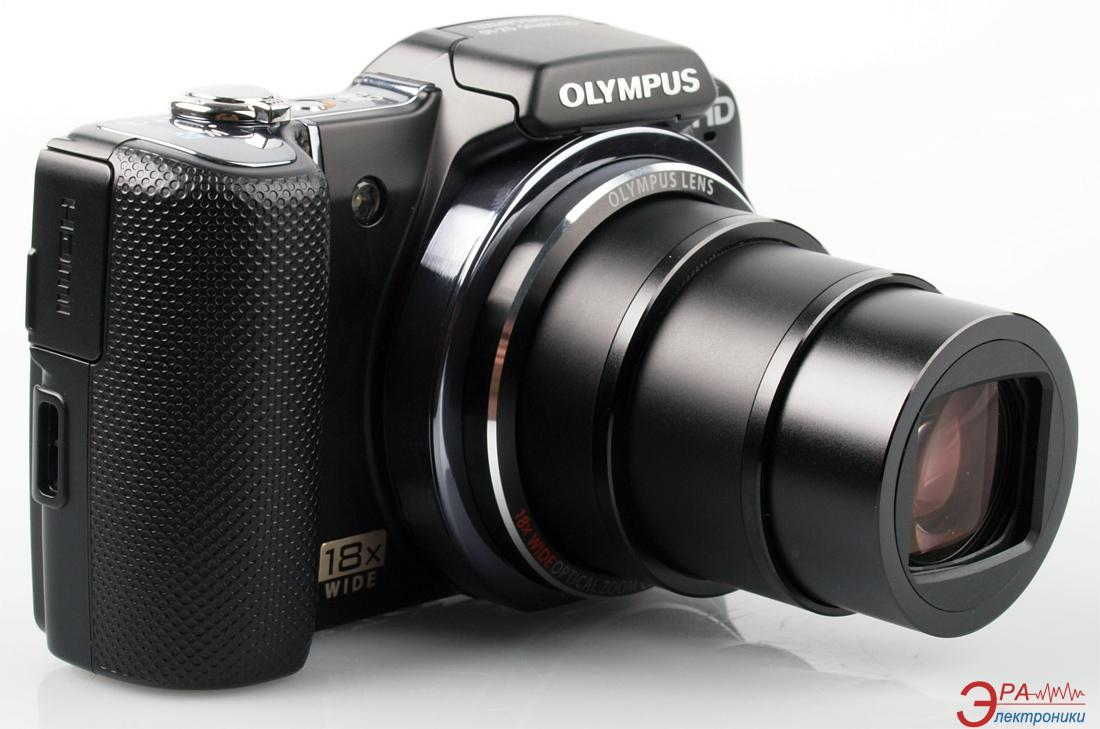 Цифровой фотоаппарат Olympus SZ-10 Black