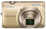�������� ����������� Nikon Coolpix S6300 Gold