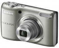 �������� ����������� Nikon Coolpix L26 Silver
