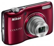 �������� ����������� Nikon Coolpix L26 Red