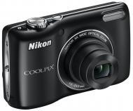Цифровой фотоаппарат Nikon Coolpix L26 Black