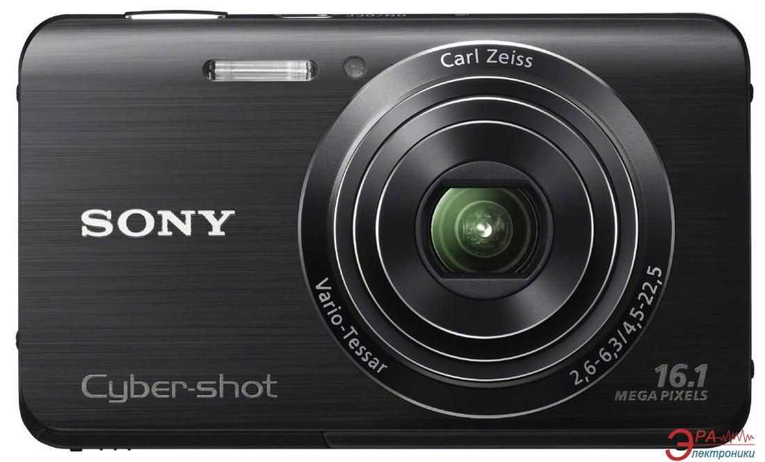 Цифровой фотоаппарат Sony Cyber-Shot DSC-W650 Black (DSCW650B.CEE2)