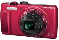Цифровой фотоаппарат Olympus SH-21 Red
