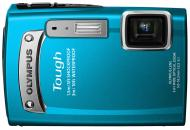 Цифровой фотоаппарат Olympus TG-320 Blue