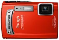 Цифровой фотоаппарат Olympus TG-320 Red