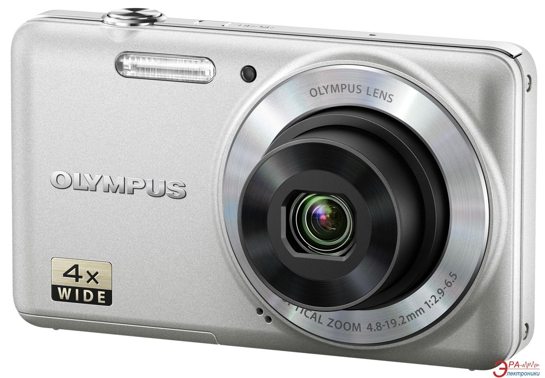 Цифровой фотоаппарат Olympus VG-150 Silver