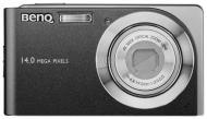 Цифровой фотоаппарат BenQ E1465 Black
