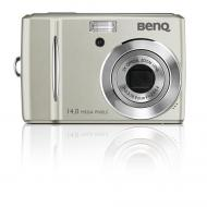 Цифровой фотоаппарат BenQ C1430 Silver