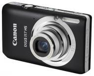 Цифровой фотоаппарат Canon IXUS 117 HS Black