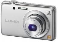 Цифровой фотоаппарат Panasonic Lumix DMC-FS40 Silver