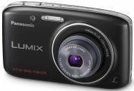 Цифровой фотоаппарат Panasonic LUMIX DMC-S2 Black