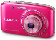 Цифровой фотоаппарат Panasonic LUMIX DMC-S2 Pink