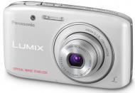 Цифровой фотоаппарат Panasonic LUMIX DMC-S2 White