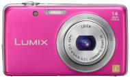 Цифровой фотоаппарат Panasonic Lumix DMC-FS40 Pink