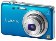 �������� ����������� Panasonic Lumix DMC-FS40 Blue