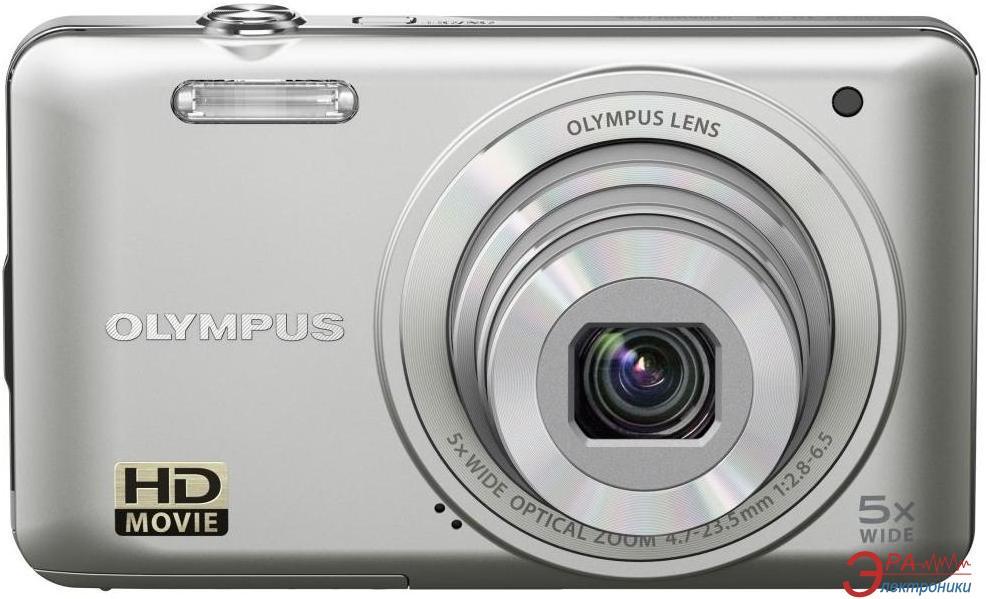 Цифровой фотоаппарат Olympus D-715 Silver